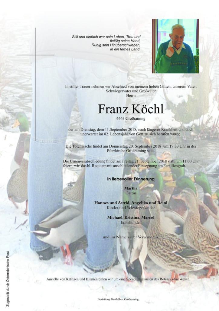Franz Köchl
