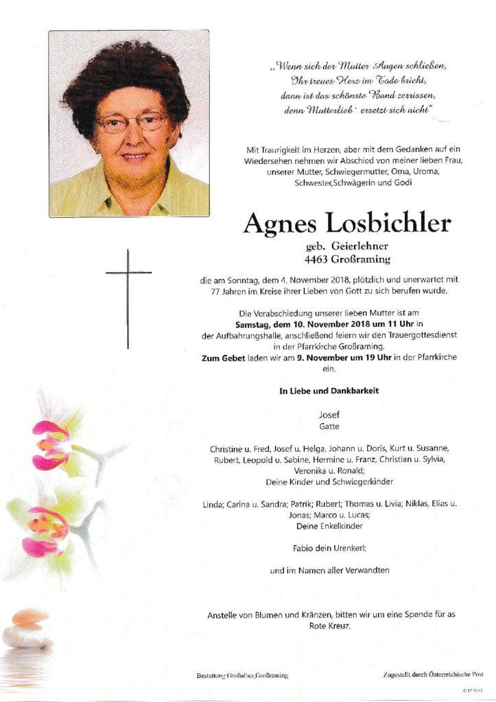 Agnes Losbichler