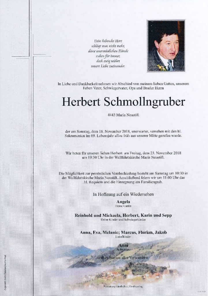 Herbert Schmollngruber