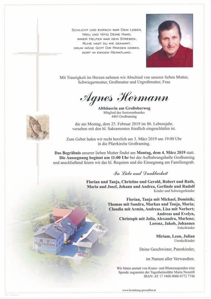 Agnes Hermann