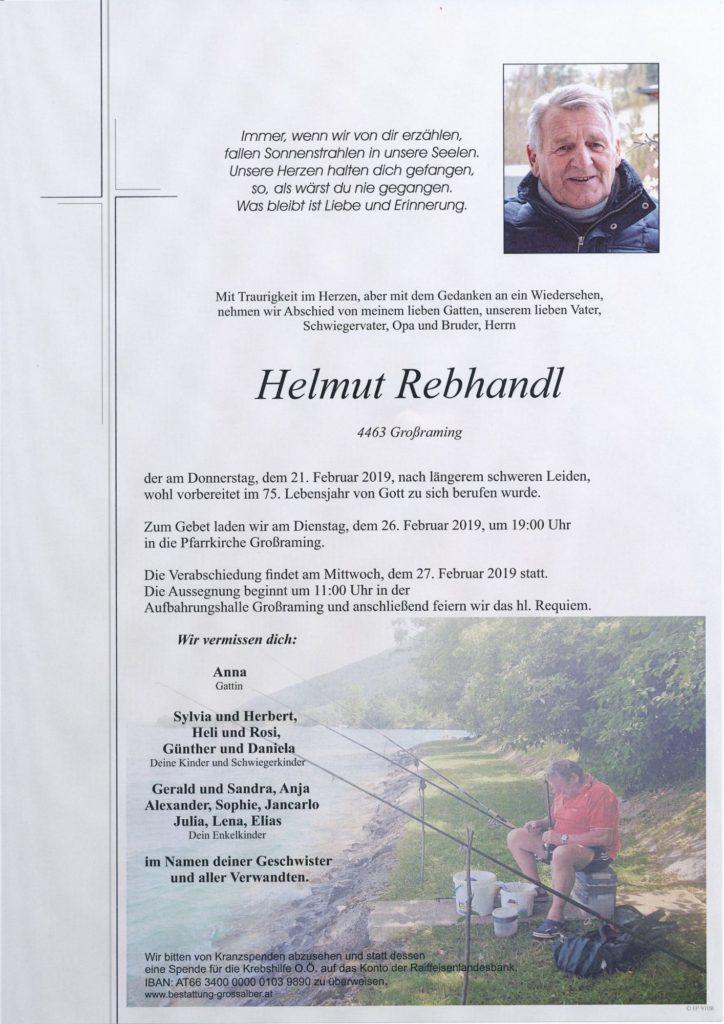 Helmut Rebhandl