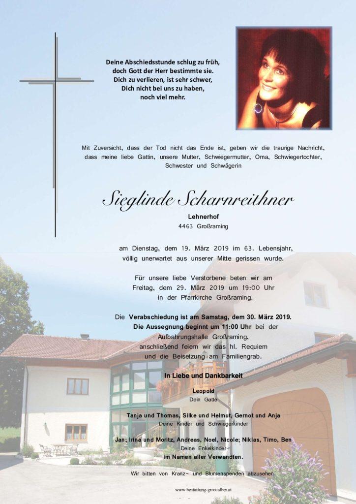 Sieglinde Scharnreithner