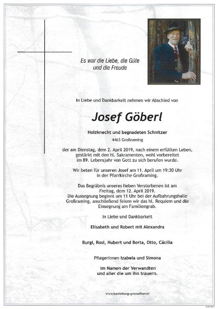 Josef Göberl