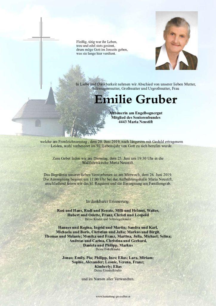 Emilie Gruber
