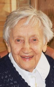 Elfrieda  Hornbachner
