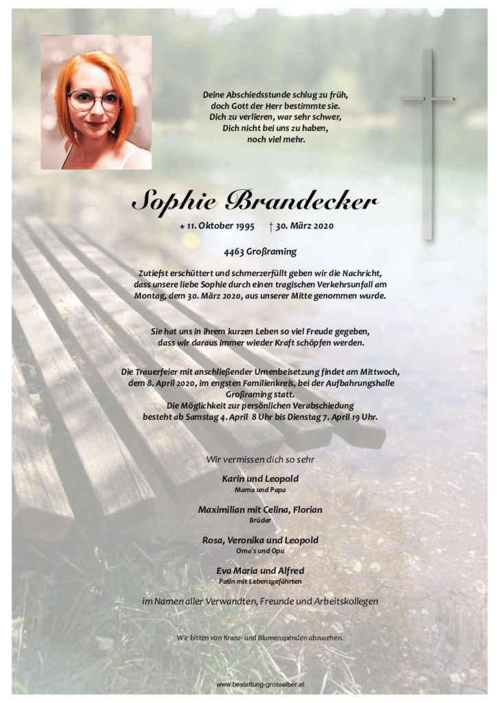 Sophie Brandecker