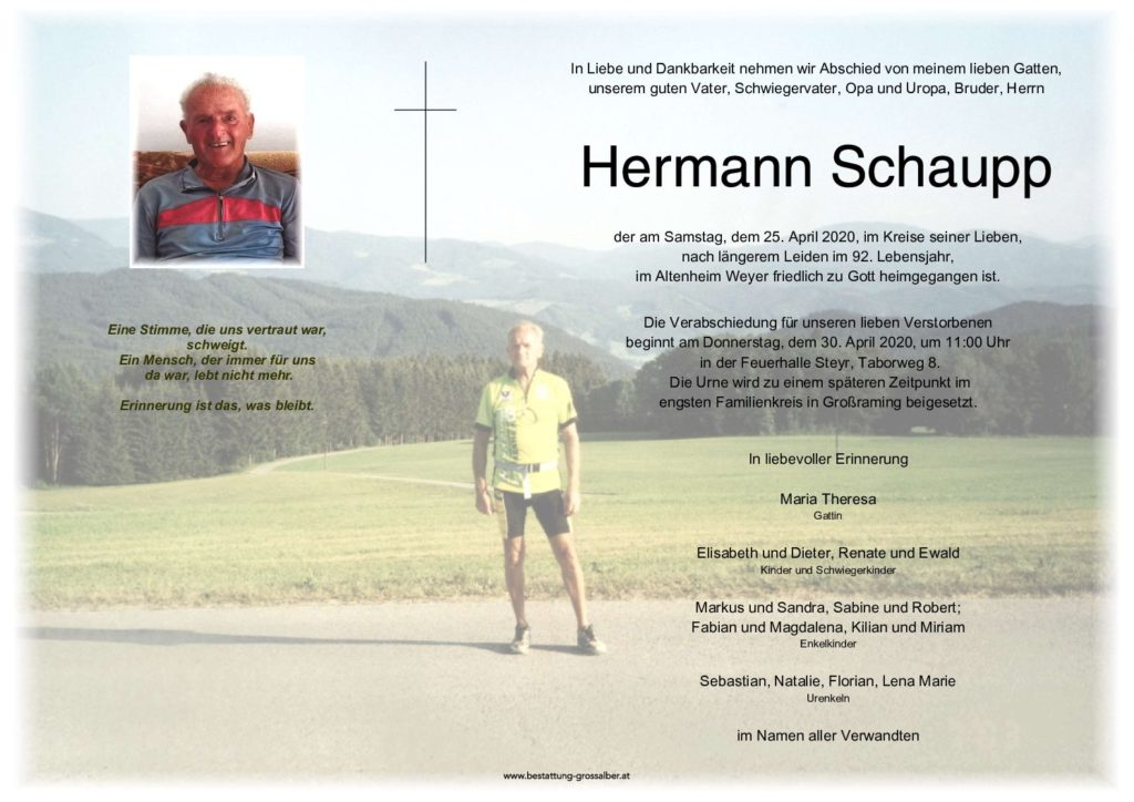 Hermann Schaupp