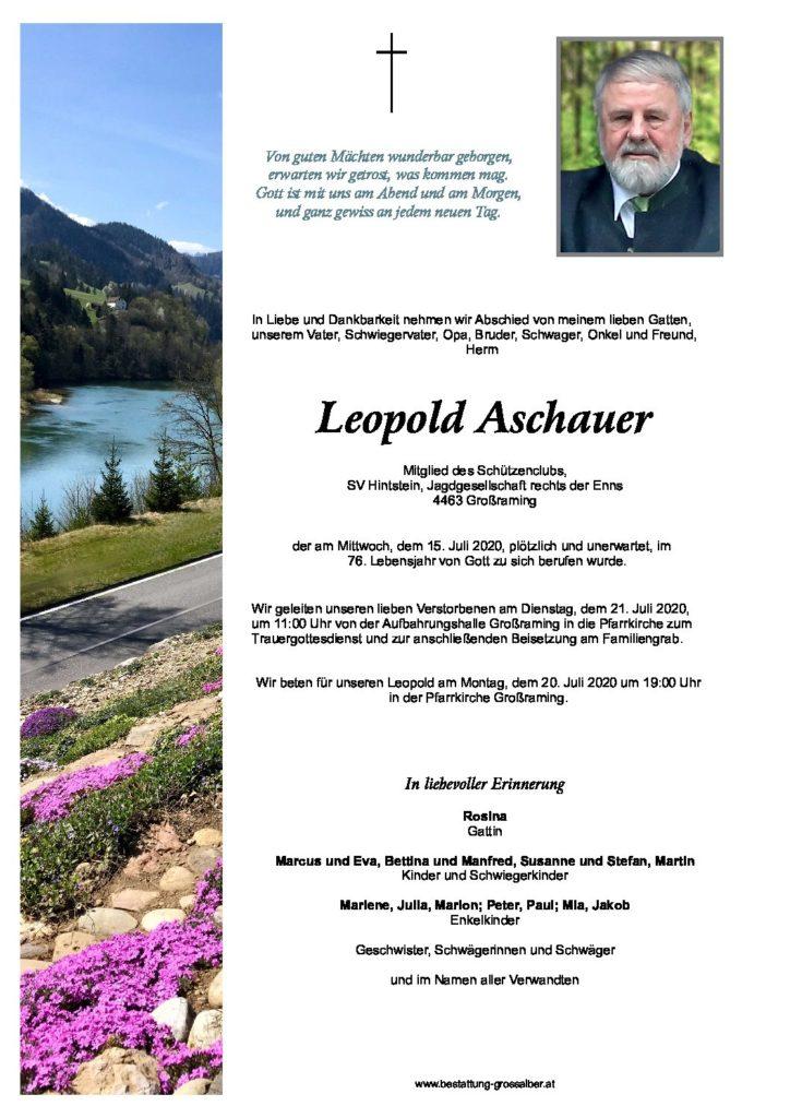 Leopold Aschauer
