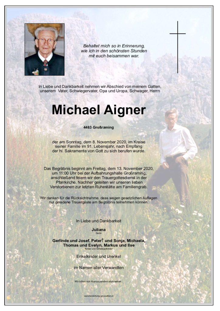 Michael Aigner
