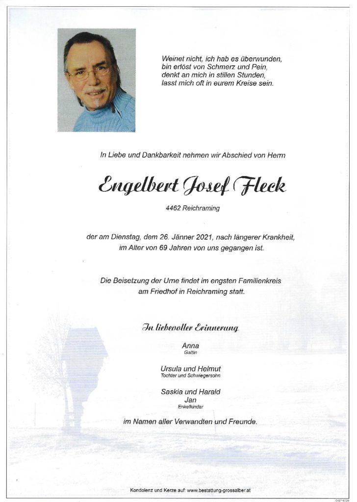 Engelbert Josef Fleck