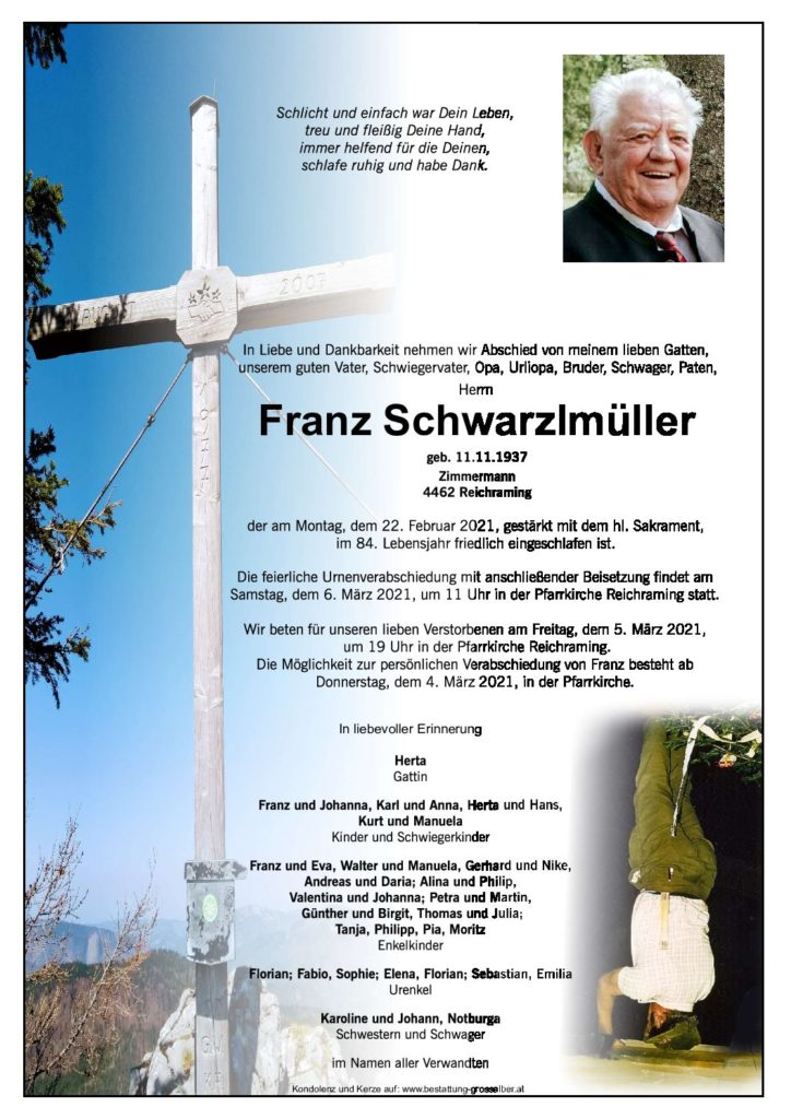Franz Schwarzlmüller