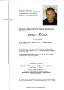 Erwin Köck
