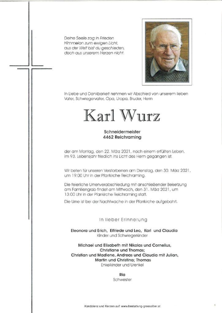 Karl Wurz
